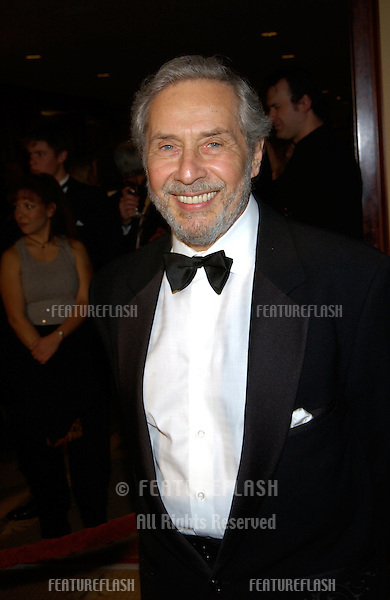MARK RYDELL at the 54th Annual Directors Guild Awards in Beverly Hills..09MAR2002. © Paul Smith / Featureflash