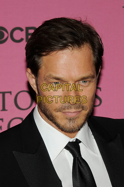 LONDON, ENGLAND - DECEMBER 2: Paul Sculfor attends the pink carpet for Victoria's Secret Fashion Show 2014, Earls Court on December 2, 2014 in London, England.<br /> CAP/MAR<br /> &copy; Martin Harris/Capital Pictures