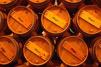 Bodega Muga in Haro, La Rioja, Spanien