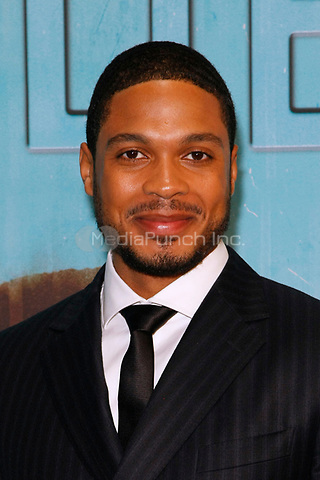 Los Angeles, CA - JAN 10:  Ray Fisher attends the HBO premiere of True Detective Season 3 at the DGA Theater on January 10 2019 in Los Angeles CA. Credit: CraSH/imageSPACE/MediaPunch