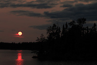 &quot;Smoke Red Sunset&quot;<br />