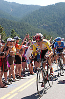tj van garderen on Flagstaff near Boulder