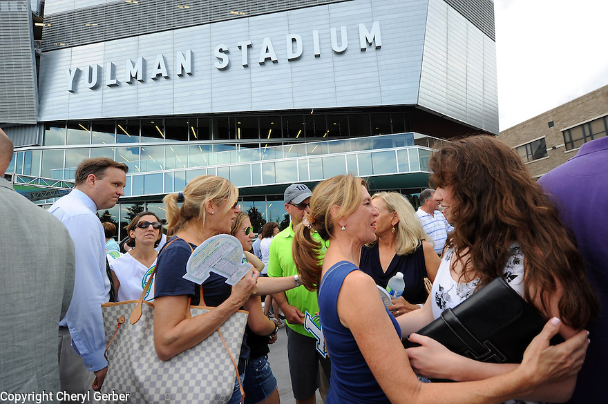 Yulman Stadium Dedication