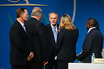 Jacques Rogge, <br /> SEPTEMBER 8, 2013 : <br /> The fianl presentation of Wrestling during the 125th International Olympic Committee (IOC) session in Buenos Aires Argentina, on Saturday September 8, 2013. <br /> (Photo by YUTAKA/AFLO SPORT)