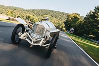 Pre-War Mercedes Grand Prix Cars At Lime Rock Park