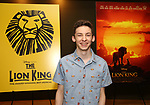 "Andrew Barth attends the Broadway screening of the Motion Picture Release of ""The Lion King"" at AMC Empire 25 on July 15, 2019 in New York City."
