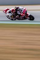 Tetsuta Nagashima of Japan and Teluru SAG Team rides during free practice for the Moto2 of Catalunya at Circuit de Catalunya on June 9, 2017 in Montmelo, Spain.(ALTERPHOTOS/Rodrigo Jimenez) (NortePhoto.com) (NortePhoto.com)