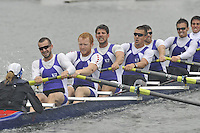Henley, GREAT BRITAIN, Final, Temple Challenge Cup, University of Western Ontario, Canada. 2008 Henley Royal Regatta, on  Sunday, 06/07/2008,  Henley on Thames. ENGLAND. [Mandatory Credit:  Peter SPURRIER / Intersport Images] Rowing Courses, Henley Reach, Henley, ENGLAND . HRR