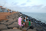Pondicherry by the sea. 2012