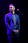 Ben Platt performing at the Dramatists Guild Foundation toast to Stephen Schwartz with a 70th Birthday Celebration Concert at The Hudson Theatre on April 23, 2018 in New York City.