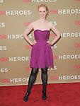 Deborah Ann Woll attends CNN Heroes - An Allstar Tribute held at The Shrine Auditorium in Los Angeles, California on December 11,2011                                                                               © 2011 DVS / Hollywood Press Agency