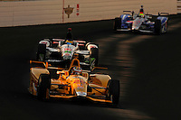 2015 Indy 500 Practice