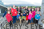 DERBY TRIAL STAKE winner SMEARLA DRESDEN, owners Caoimhe Nolan and Cian Canty  at the Kingdom Cup Coursing Meet at Ballybeggan on Tuesday