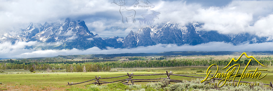 Grand Tetons, Jackson Hole, Wyoming