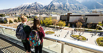 _RE_3987<br /> <br /> 1703-57 GCS Spring<br /> <br /> March 24, 2017<br /> <br /> Photography by Nate Edwards/BYU<br /> <br /> &copy; BYU PHOTO 2016<br /> All Rights Reserved<br /> photo@byu.edu  (801)422-7322