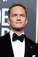 Neil Patrick Harris arrives at the 75th Annual Golden Globe Awards at the Beverly Hilton in Beverly Hills, CA on Sunday, January 7, 2018.<br /> *Editorial Use Only*<br /> CAP/PLF/HFPA<br /> &copy;HFPA/PLF/Capital Pictures