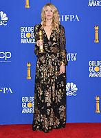 05 January 2020 - Beverly Hills, California - Laura Dern. 77th Annual Golden Globes - Press Room held at Beverly Hilton Hotel. Photo Credit: Birdie Thompson/AdMedia