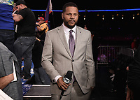 LOS ANGELES - JANUARY 13:  Anthony Dirrell at PBC on Fox - Jose Uzcategui vs Caleb Plant at the Microsoft Theater on January 13, 2019 in Los Angeles, California. (Photo by Scott Kirkland/Fox/PictureGroup)