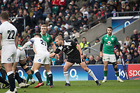 Twickenham, United Kingdom.   Natwest 6 Nations : England vs Ireland. Referee,  Angus GARDNER, at the  RFU Stadium, Twickenham, England, <br /> <br /> Saturday   17.03.18<br /> <br /> [Mandatory Credit; Peter Spurrier/Intersport-images]