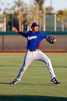 Justin Jamison ---  AZL Rangers - 2009 Arizona League.Photo by:  Bill Mitchell/Four Seam Images.