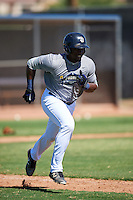 San Diego Padres Jorge Ona (12) during an Instructional League camp day on October 4, 2016 at the Peoria Sports Complex in Peoria, Arizona.  (Mike Janes/Four Seam Images)