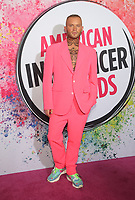 18 November 2019 - Hollywood, California - August Getty. 2019 American Influencer Awards held at Dolby Theatre. Photo Credit: FS/AdMedia