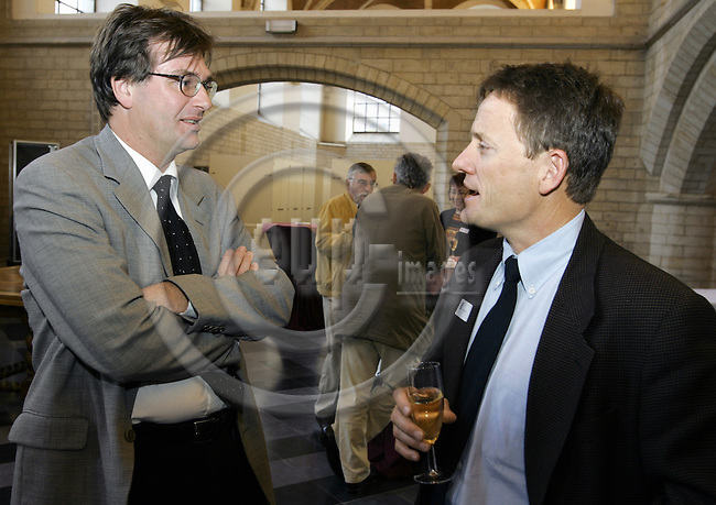 LEUVEN - BELGIUM - 09 OCTOBER 2004 --50th anniversary of the Rega Institute for Medical Research. Symposium on: HIV/AIDS, Anitretrovirals and the Developing World. - coordinated with Gilead Sciences, pharmaceutical company specialising in Antiretrovirals.--  -- PHOTO: JUHA ROININEN / EUP-IMAGES