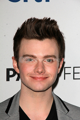 HOLLYWOOD, CA - March 13: Chris Colfer at The Paley Center For Media's 32nd Annual PALEYFEST LA presents Glee in Hollywood, California on March 13, 2015. Credit: David Edwards/DailyCeleb/MediaPunch