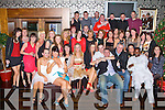 CHRISTMAS FUN: The staff of Debenhams, Tralee having great fun at their Christmas party at the Manor West hotel, Tralee on Saturday.