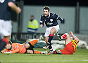 Falkirk v Partick Thistle 11th Jan 2011