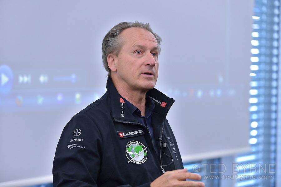 ANDRE BORSCHBERG, Réunion annuelle de la FSRM 2014