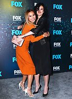 www.acepixs.com<br /> <br /> May 15 2017, New York City<br /> <br /> Jamie Chung (L) and Rumer Willis arriving at the 2017 FOX Upfront at Wollman Rink, Central Park on May 15, 2017 in New York City.<br /> <br /> By Line: Nancy Rivera/ACE Pictures<br /> <br /> <br /> ACE Pictures Inc<br /> Tel: 6467670430<br /> Email: info@acepixs.com<br /> www.acepixs.com