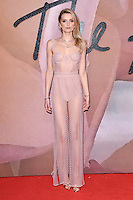 Lily Donaldson<br /> at the Fashion Awards 2016, Royal Albert Hall, London.<br /> <br /> <br /> &copy;Ash Knotek  D3210  05/12/2016