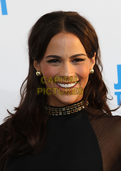 "PAULA PATTON.""Jumping The Broom"" Los Angeles Premiere Held At The Arclight Cinerama Dome Theatre, Hollywood, California, USA..May 4th, 2011.headshot portrait black smiling .CAP/ADM/KB.©Kevan Brooks/AdMedia/Capital Pictures."