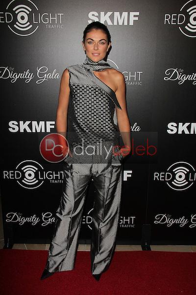 Serinda Swan<br /> Dignity Gala and Launch of Redlight Traffic App, Beverly Hilton Hotel, Beverly Hills, CA 10-18-13<br /> David Edwards/DailyCeleb.Com 818-249-4998