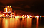 Coeur d' Alene Resort Lights