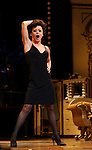 Opening Night Curtain Call as Tracie Bennett debuts on Broadway as Judy Garland in 'End of the Rainbow' at the Belasco Theatre in New York City on 4/2/2012