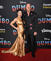 11 March 2019 - Hollywood, California - Mercy Malickm, Joseph Gatt. &quot;Dumbo&quot; Los Angeles Premiere held at Ray Dolby Ballroom. Photo <br /> CAP/ADM/BT<br /> &copy;BT/ADM/Capital Pictures