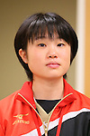 Yuki Ito, APRIL 21, 2013 : The Building up Team Japan 2013 for Sochi at Ajinomoto NTC, Tokyo, Japan. (Photo by AFLO SPORT)