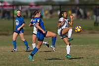 Lakewood Ranch, FL - Sunday Dec. 10, 2017: Croix Bethune (11) during the 2017 Development Academy Winter Showcase & Nike International Friendlies at Premier Sports Campus at Lakewood Ranch, FL.