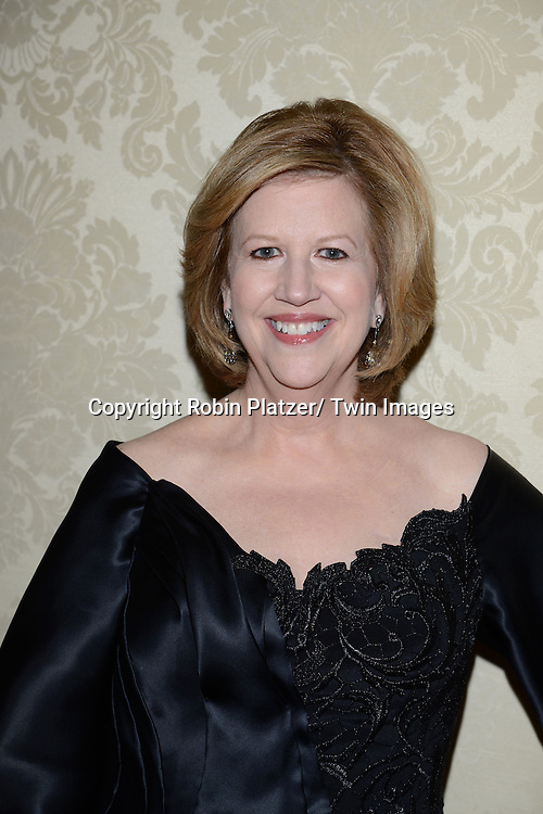 Abbe Raven, Chairman of A & E, attends the Museum of the Moving Image Gala honoring Abbe Raven and Thomas Rutledge on May 22, 2013 at the St Regis Hotel in New York City.