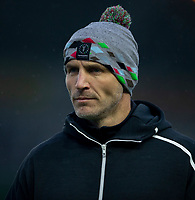 Harlequins' Head Coach Paul Gustard<br /> <br /> Photographer Bob Bradford/CameraSport<br /> <br /> European Rugby Challenge Cup Pool 5 - Harlequins v Benetton Treviso - Saturday 15th December 2018 - Twickenham Stoop - London<br /> <br /> World Copyright &copy; 2018 CameraSport. All rights reserved. 43 Linden Ave. Countesthorpe. Leicester. England. LE8 5PG - Tel: +44 (0) 116 277 4147 - admin@camerasport.com - www.camerasport.com