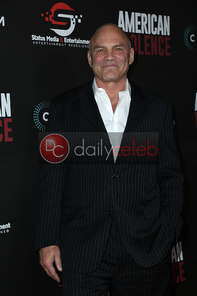 "Patrick Kilpatrick<br /> at the ""American Violence"" World Premiere, Egyptian Theater, Hollywood, CA 01-25-17<br /> David Edwards/DailyCeleb.com 818-249-4998"