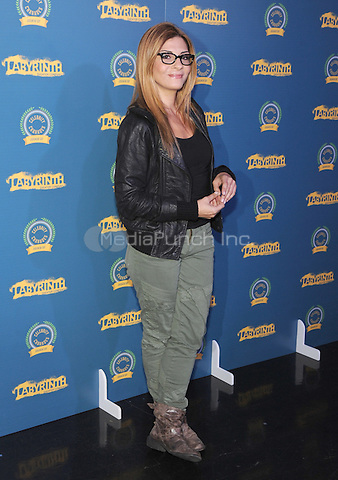New York, NY- October 23: Callie Thorne attends the Labyrinth Theater Company Celebrity Charades 2014:Judgment Day at Capitale on October 27, 2014 in New York City. Credit: John Palmer/MediaPunch