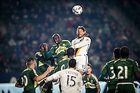 Los Angeles Galaxy vs Portland Timbers, February 25, 2017