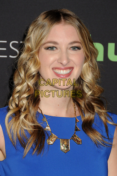 13 March 2016 - Hollywood, California - Leanne Aguilera. 33rd Annual PaleyFest - &quot;Supergirl&quot; held at the Dolby Theatre. <br /> CAP/ADM/BP<br /> &copy;BP/ADM/Capital Pictures