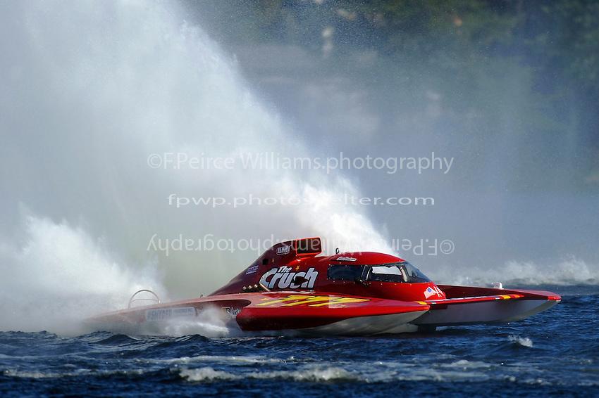 "Burt Henderson, GP-777 ""The Crush"" (Grand Prix Hydroplane(s)"