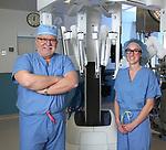 Riverview Medical Center Robotic Surgery Team