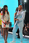 Kelly Rowland and Boris Kodjoe on Stage at BET's Rip The Runway 2013 Hosted by Kelly Rowland and Boris Kodjoe Held at the Hammerstein Ballrom, NY   2/27/13