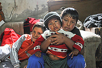 Child Poverty in Quito, Ecuador